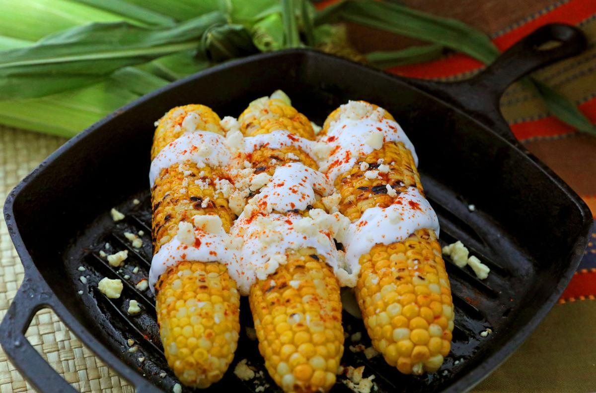 FOOD CORN-RECIPES 1 SL