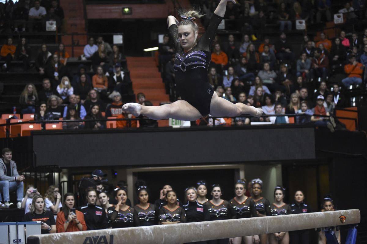 OSU vs. Stanford Gymnastics