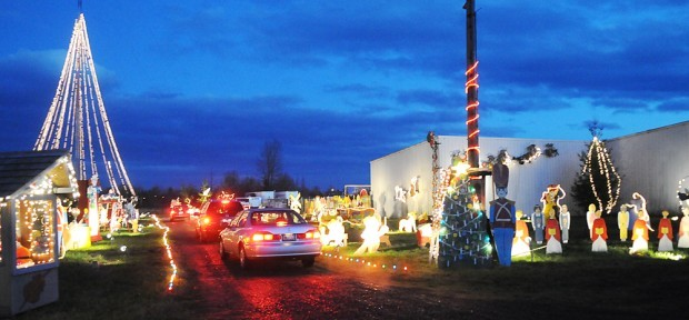 Christmas Lights Corvallis Oregon 2020 Pepsi Christmas display lives on, but could use help | Local