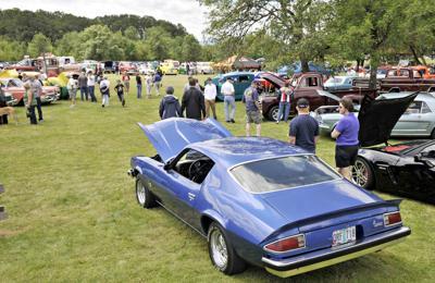 Philomath Classic Car Show