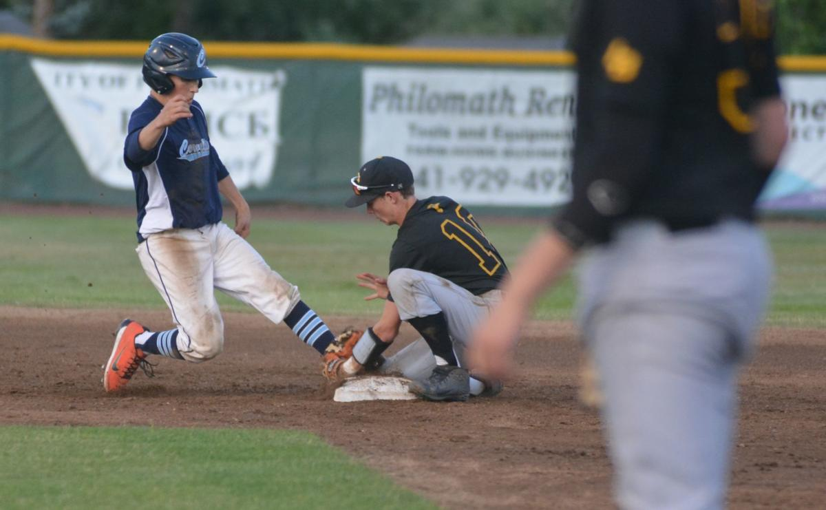 Les & Bob's baseball: Cameron Ordway