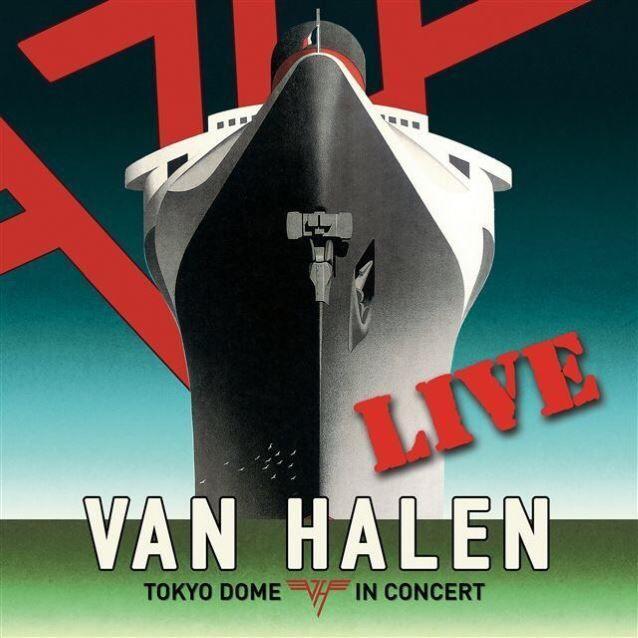 "First impression: Van Halen, ""Tokyo Dome: VH in Concert"""