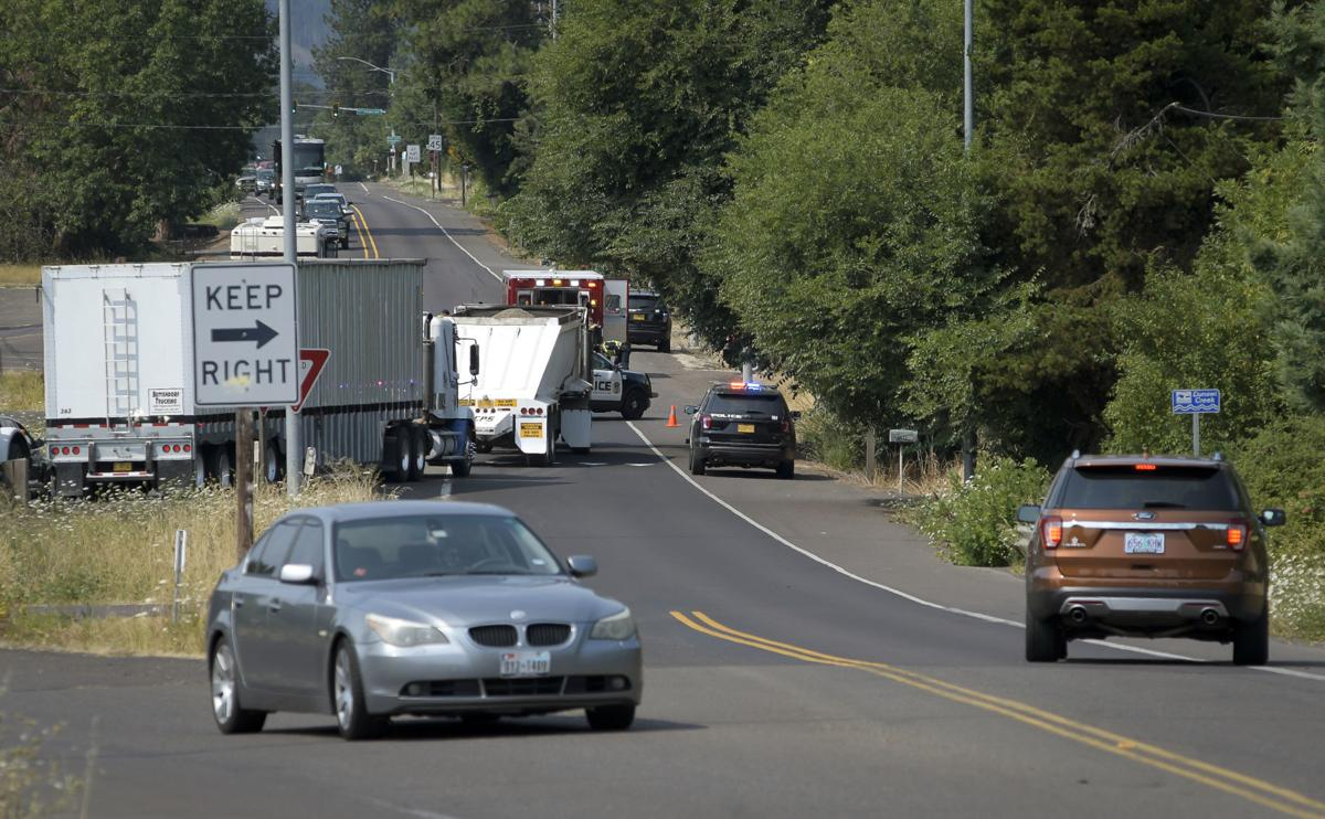Driver injured in crash at Philomath and Western | Local