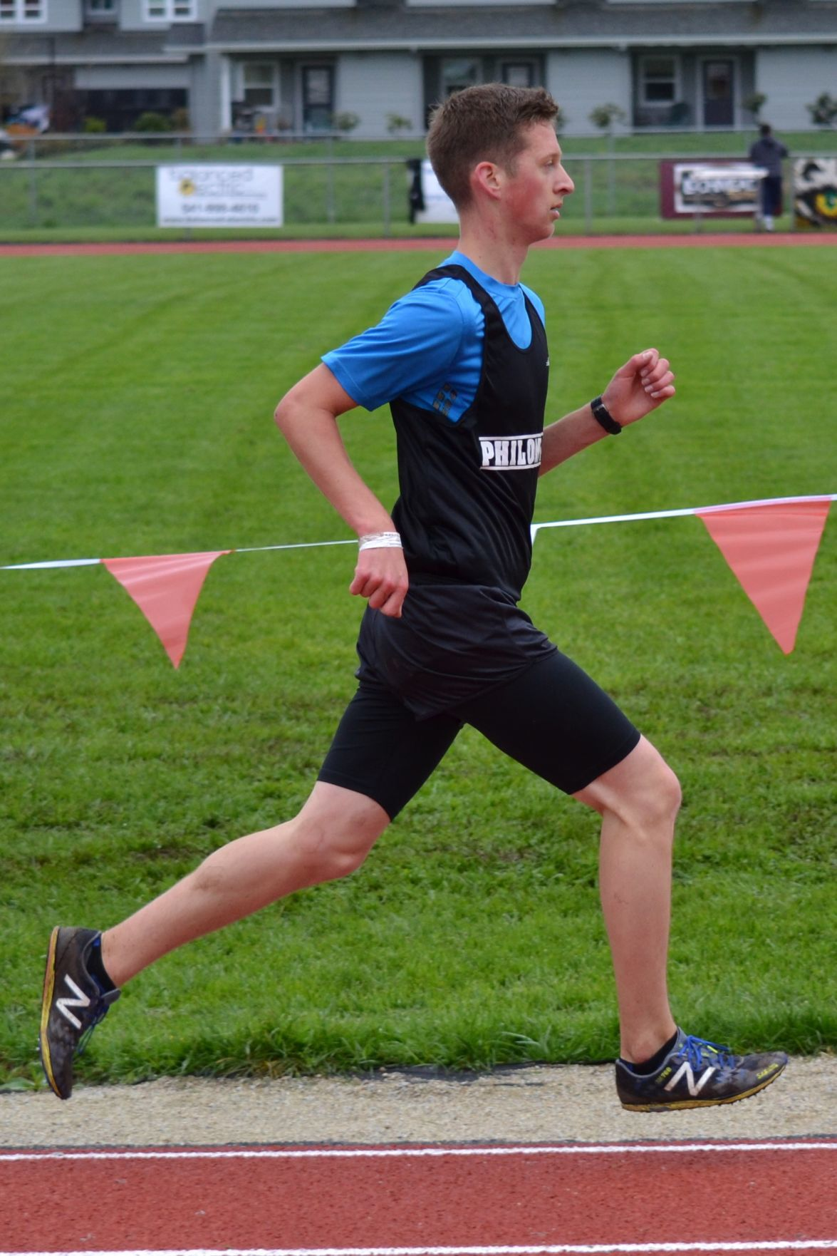 PHS track and field: Brody Gerig