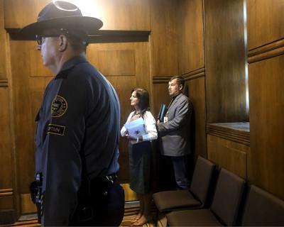 Boquist at Senate