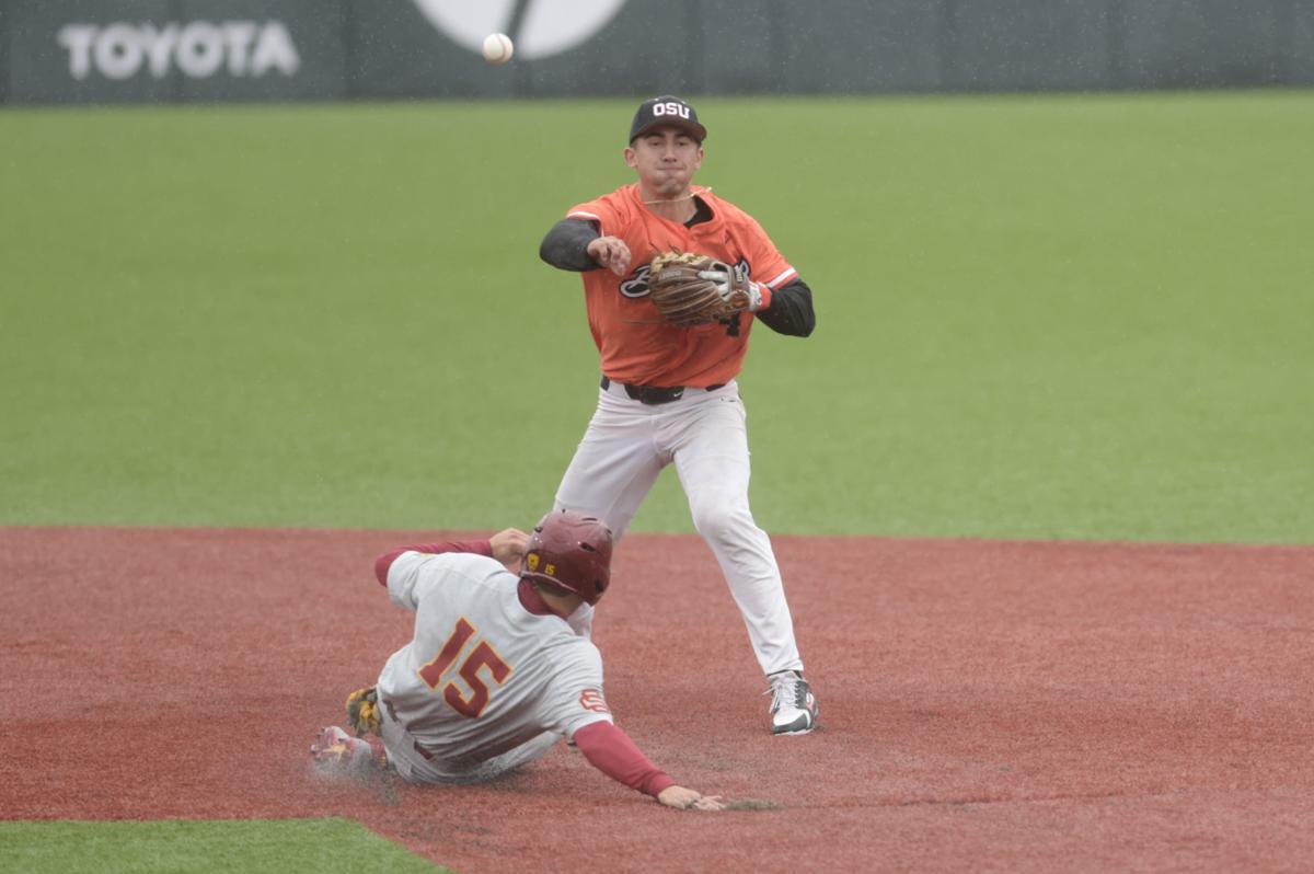 OSU baseball: Beavers fail to score, drop series to Trojans