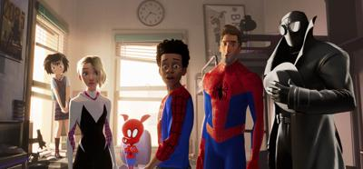 Film Review - Spider-Man: Into the Spider-Verse