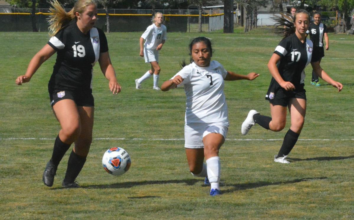PHS girls soccer: Anita Acevedo