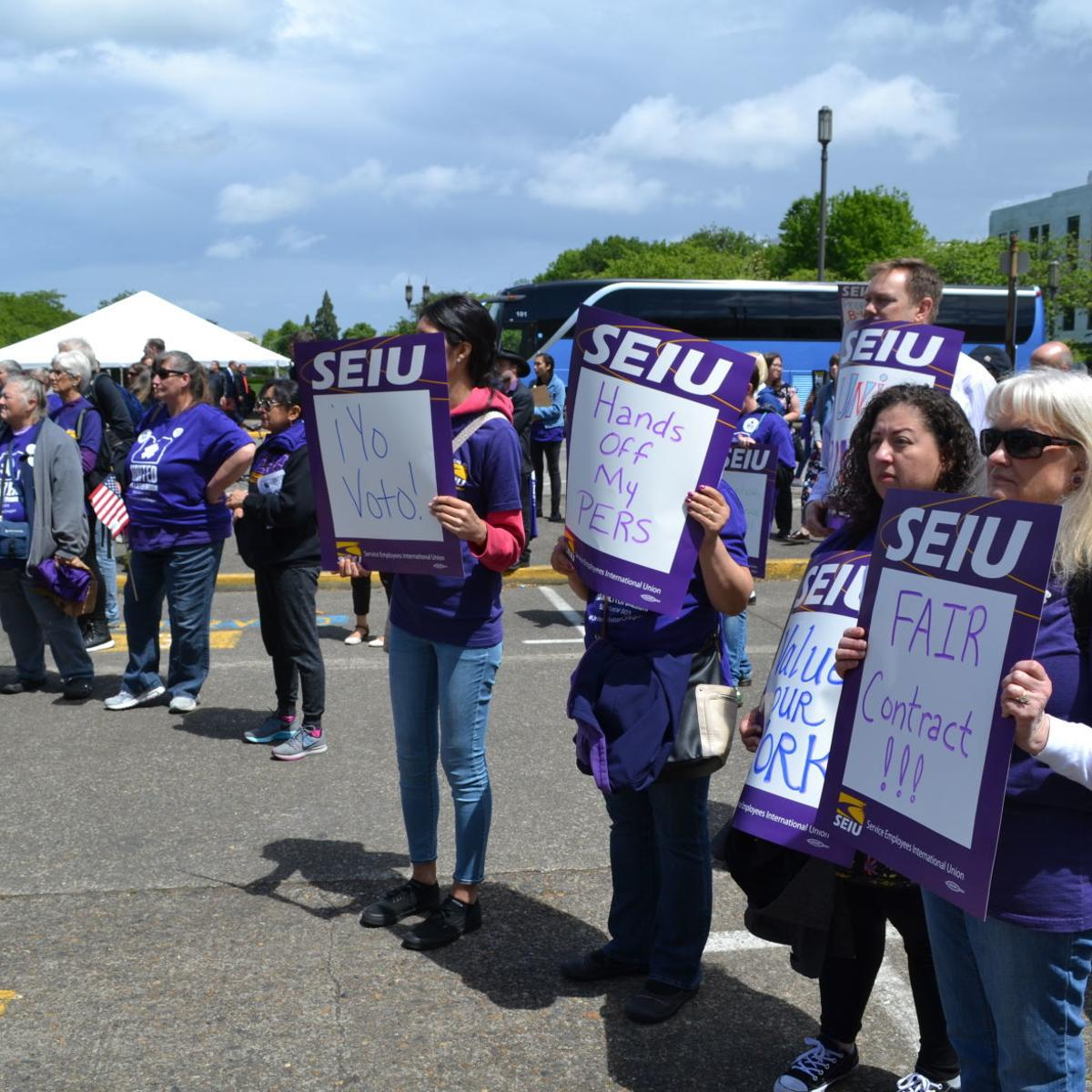 Public employee union lands big wage increases in new