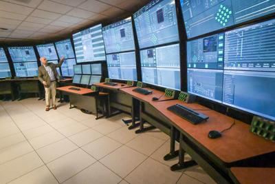 NuScale control room