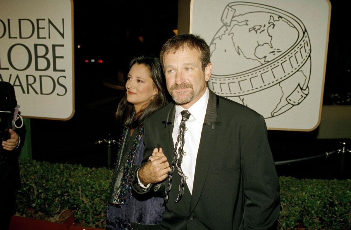 Photos Remembering Robin Williams On The 6th Anniversary Of His Death The Entertainer Gazettetimes Com Self, first wife of robin williams. corvallis gazette times
