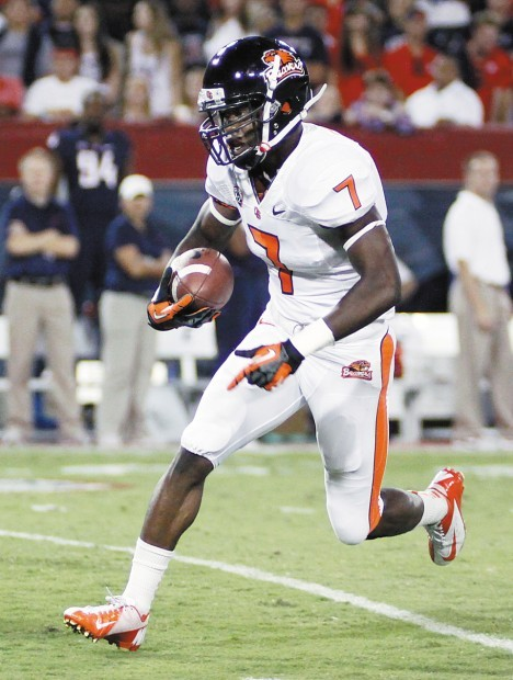 reputable site 12462 feaa1 OSU football: Cooks putting up big receiving numbers ...