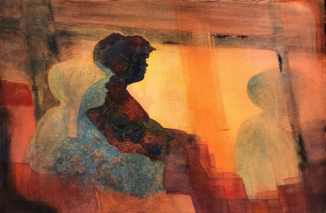 "Sharon Rackham King ""Shadow"""