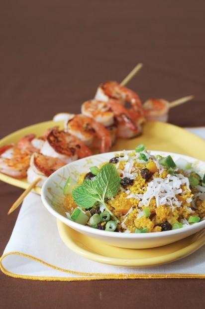 Couscous: It's neither grain nor pasta