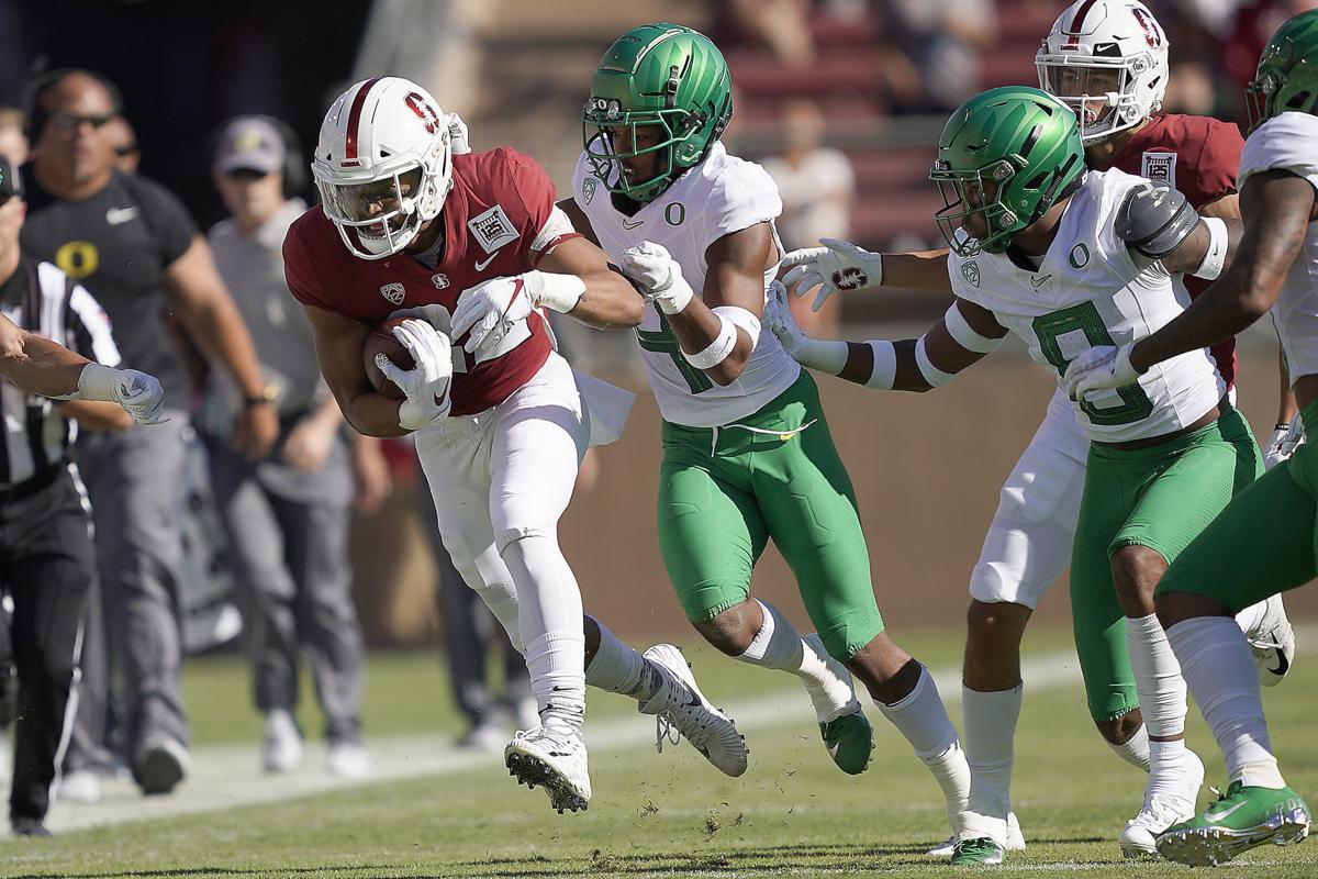 Oregon Stanford Football