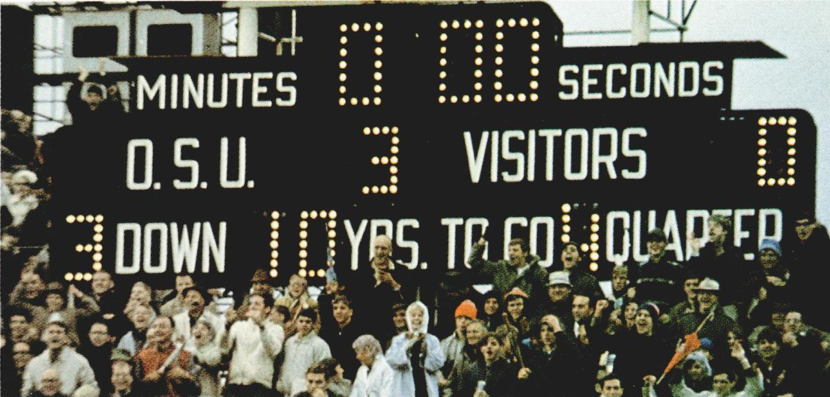 Anniversary Of The Giant Killers Famed Osu Team Beat Usc On This