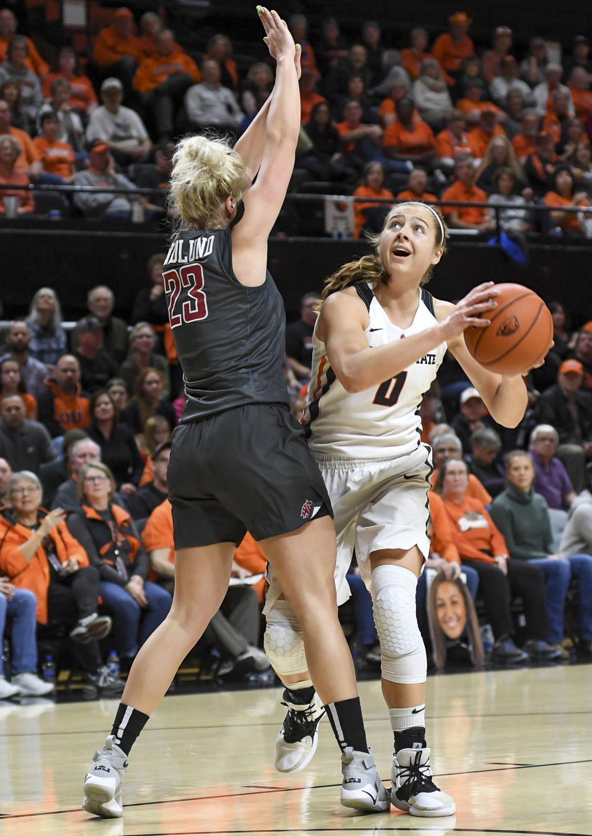 Gallery: OSU vs WSU basketball 01