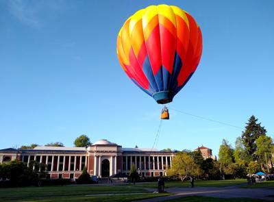 Memorial Union hot air balloon flights (copy)