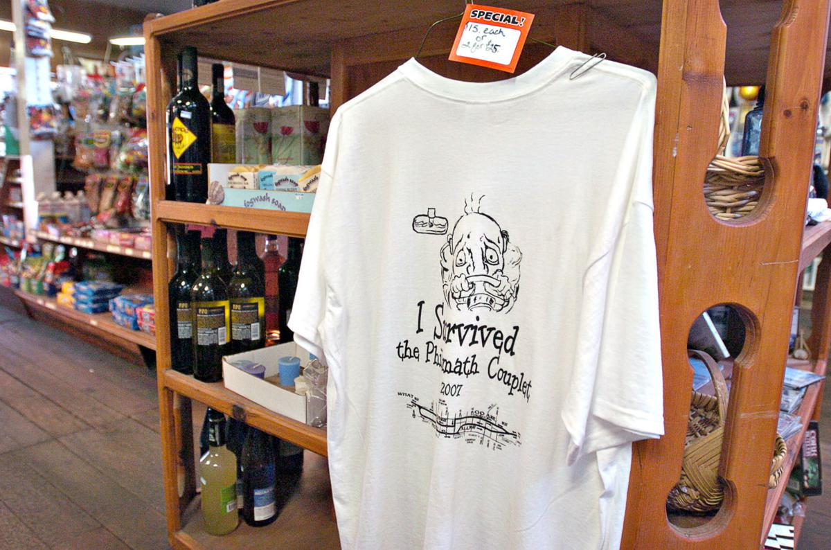 From the Past: Couplet T-shirts