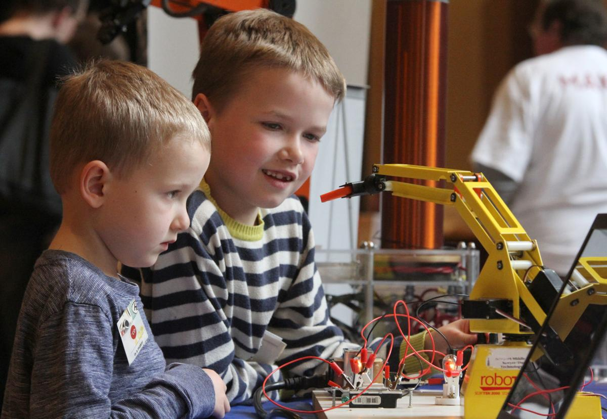 Corvallis Maker Fair