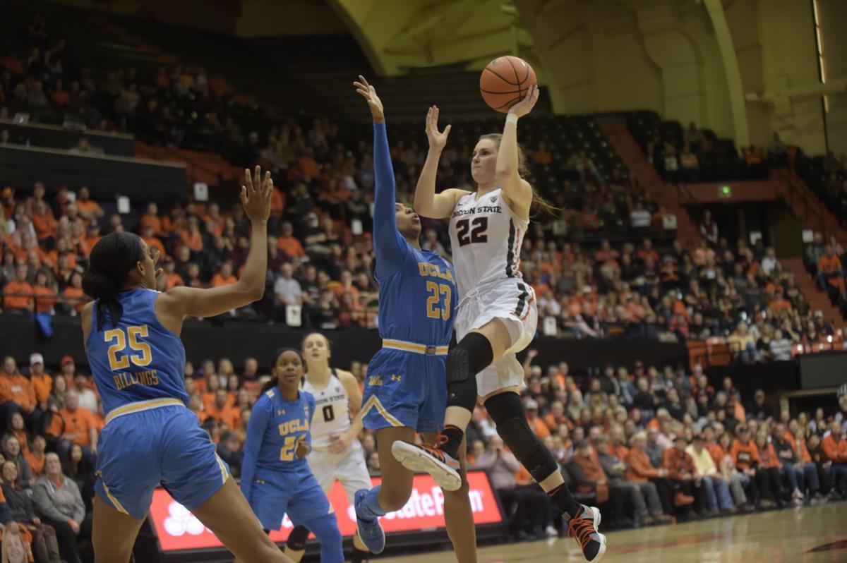 OSU vs UCLA women's basketball 01
