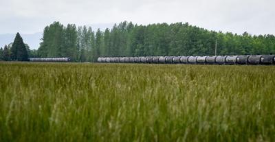 Railroad tanker cars