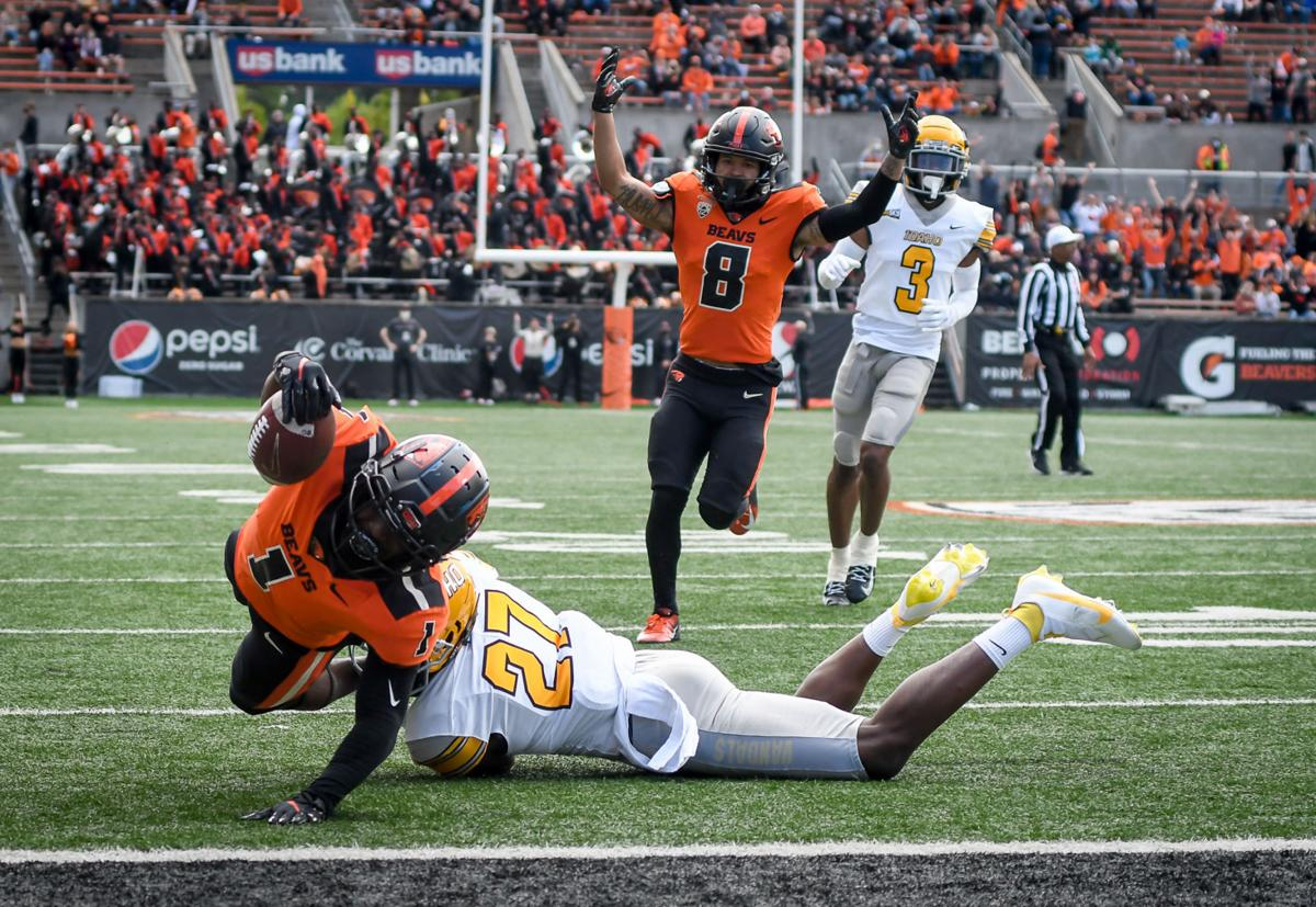 Gallery: Oregon State vs Idaho football   Sports   gazettetimes.com