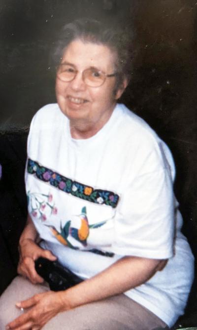 Doris F. Kovach