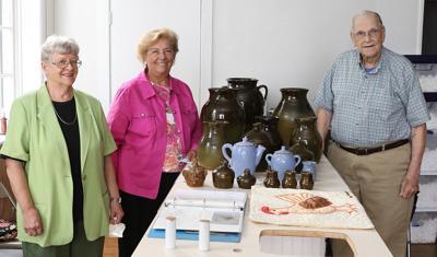 Pottery Donation
