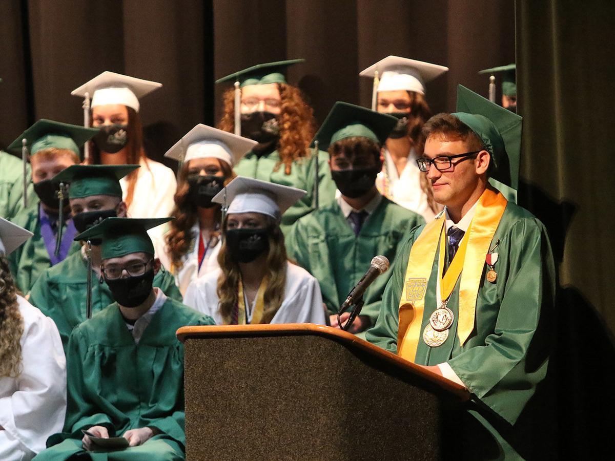 Fairfield Valedictorian
