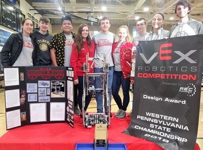 Berm Robot Team Set For World Competition Local News