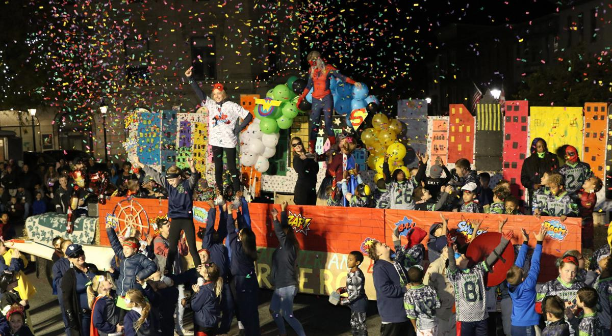 Is Greencastle Halloween Parade On 2020 Tonight Gettysburg Generals win Best of Show at Halloween parade   Local