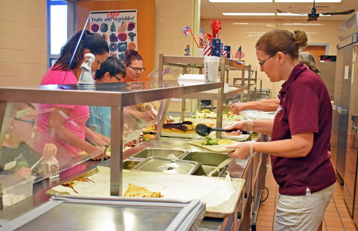 Food Service program