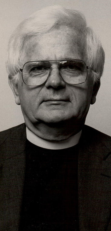 Rev. Dr. Kenneth Charles Senft
