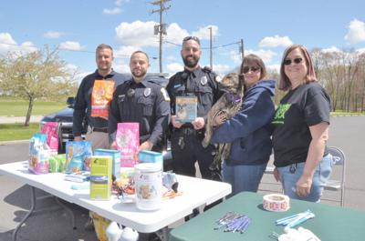 L'town PD supports ACSPCA