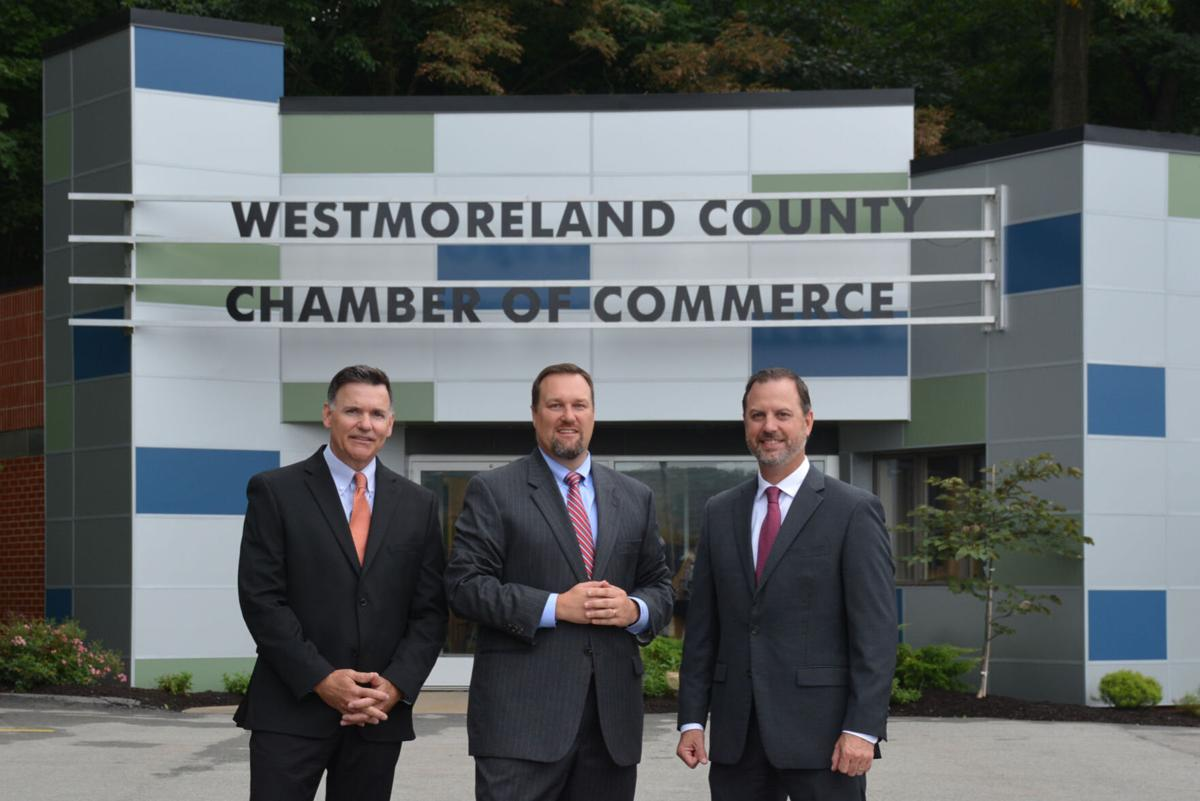 Westmoreland County Chamber of Commerce leadership