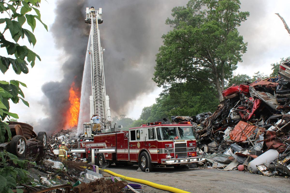 CSR Fire
