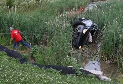 Teen dies following crash