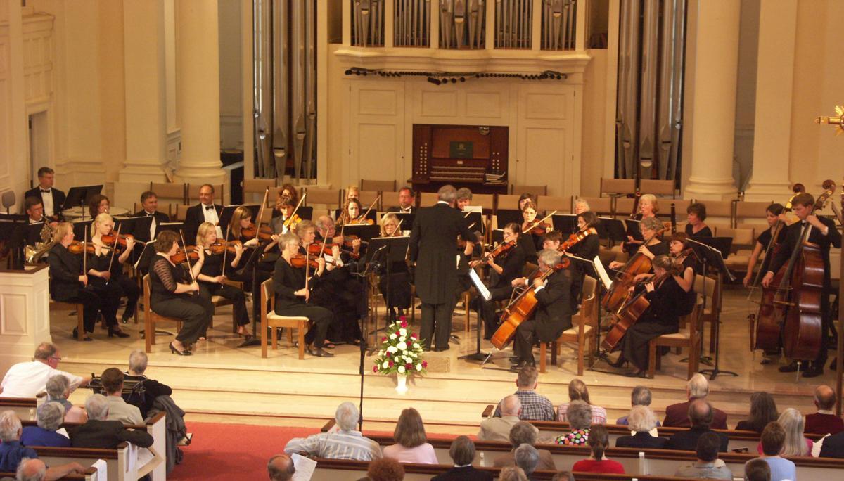 GCO concert features Gettysburg native Colin Stokes