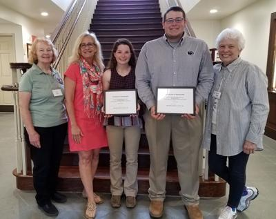 Garden Club scholarships