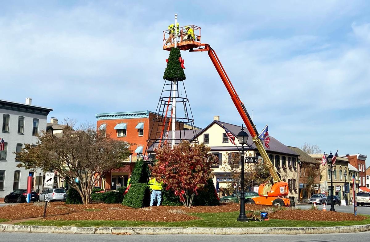 Gettysburg Christmas Tree Lighting 2021 Garma To Reward People Who Stay Home For Tree Lighting Local News Gettysburgtimes Com