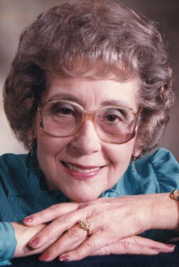 Gertrude Bohn