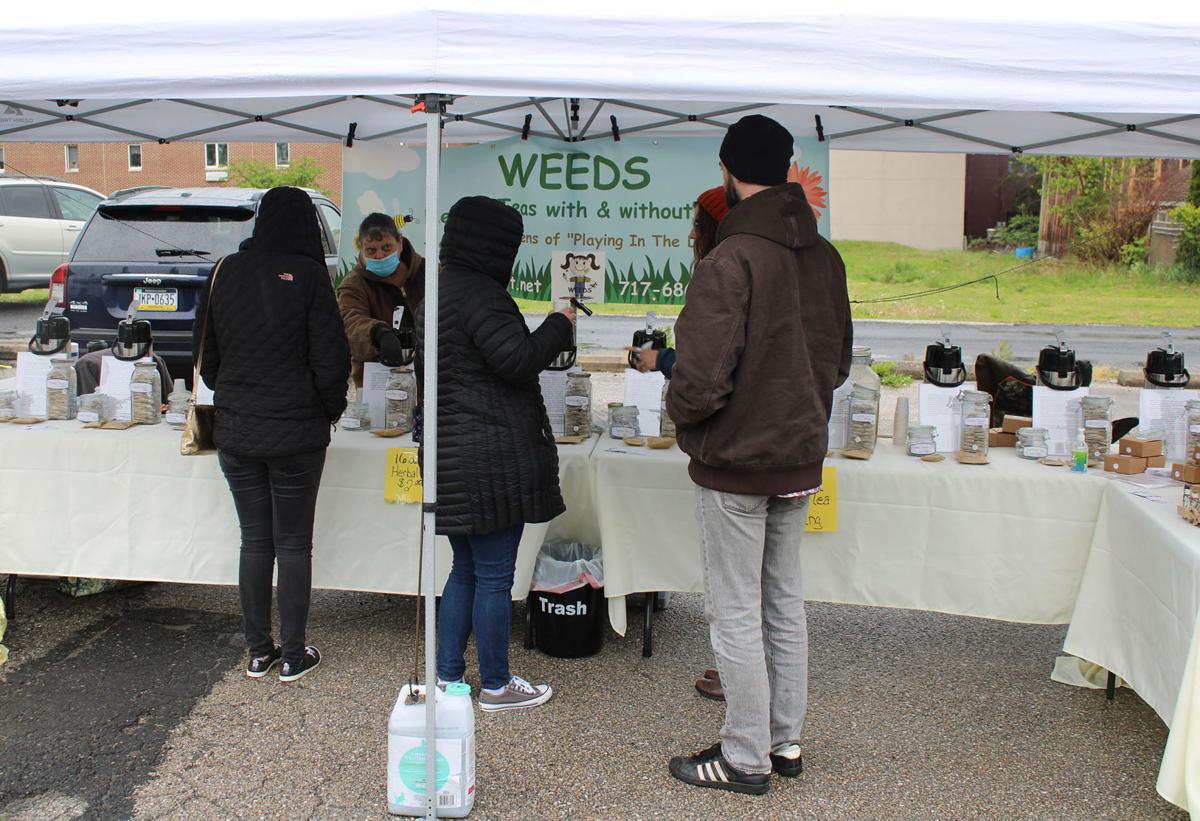 Adams County Farmers Market Opening Day