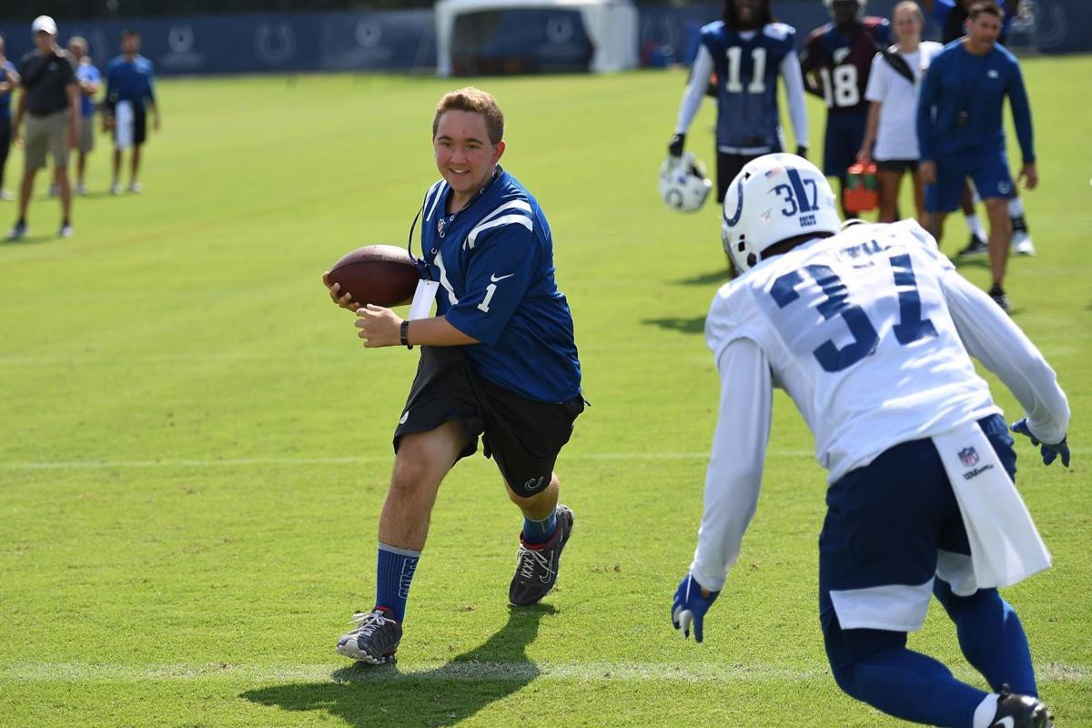 Peyton Colts