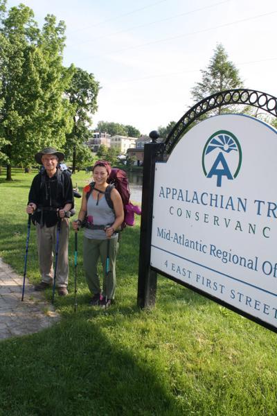 Duo treks AT in memory of uncle, first thru-hiker