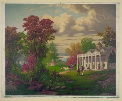 Washington estate