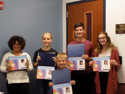 LASD welcomes Students of the Month