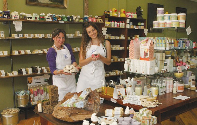 Sunrise Soap Company offers all-natural soaps | Local News