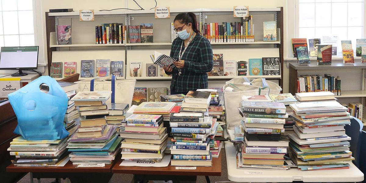 Quarantined books