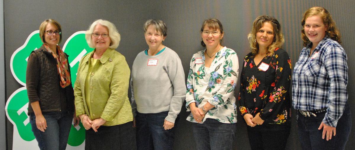 4-H Board Members